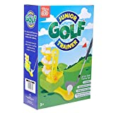 Best Toys & Child Golf Clubs - Automatic Golf Tee Machine, Junior Golfer Training Practice Review