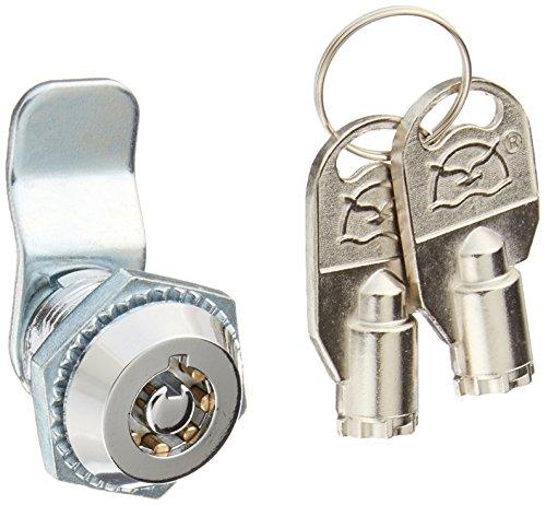 sourcingmap-arcade-macchina-armadietto-chiave-di-sicurezza-tubolare-cam-lock-w-2-chiavi