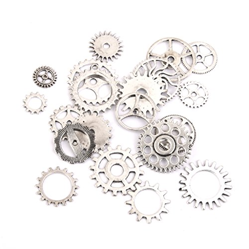 steampunk-gears-charms-pendant-necklace-findings-pack-of-20-antique-silver