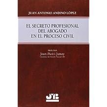 El Secreto Profesional Del Abogado En El Proceso Civil