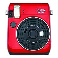 Instax Mini 70 Fujifilm, Kırmızı