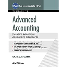 Advanced Accounting -Including Applicable Accounting Standards [CA-Intermediate (IPC)] (4th Edition, June 2016)