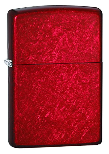 Zippo  Feuerzeug, Candy Apple Red
