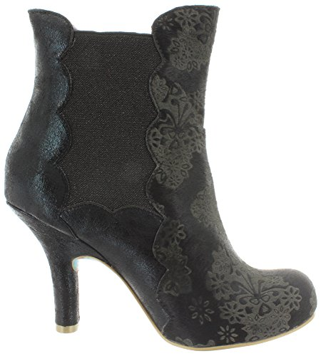 Irregular choice mEME 3081-32 bottines Noir - Noir