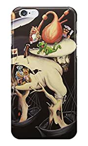 Dreambolic The Garden Of Muppetly Delights Back Cover For I Phone 6