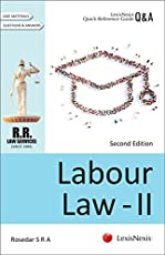 LexisNexis Quick Reference Guide - Q&A Series -  Labour Law - II
