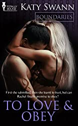 To Love and Obey (Boundaries Book 3)