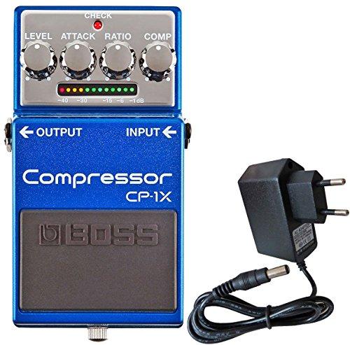 Boss CP 1x Compresor Efecto dispositivo guitarra