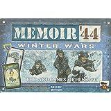 Days of Wonder Memoir 44 Winter Wars
