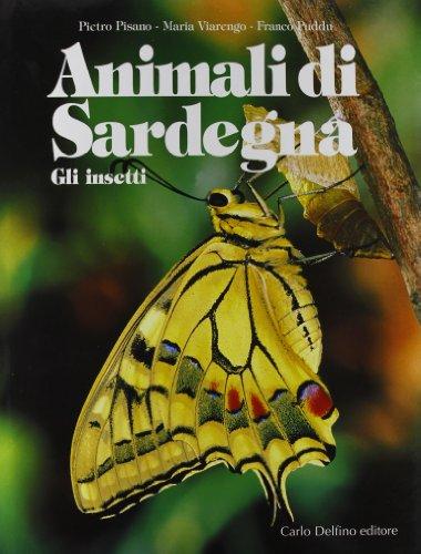 Animali di Sardegna. Gli insetti