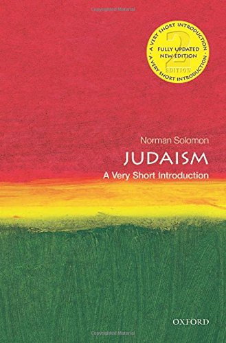 Judaism: A Very Short Introduction (Very Short Introductions) por Norman Solomon