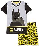 LEGO Batman Jungen Zweiteiliger Schlafanzug 79204, (Jaune), 4 Jahre