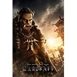 Warcraft ensemble de 5 affiches Durotan 61 x 91 cm (5)
