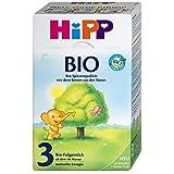 Hipp 3 Milchnahrung Bio, 4er Pack (4 x 600 g) - Bio