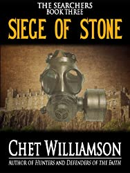 Siege of Stone (The Searchers Book 3)