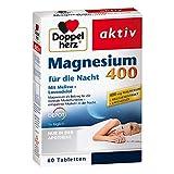 Doppelherz Magnesium 400 für die Nacht Tabletten 60 stk
