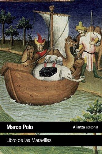 Libro de las maravillas por Marco Polo