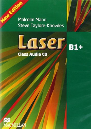 Laser Class Audio CD Level B1 (Laser 3rd Edition B1)