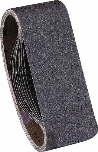 United Abrasives/SAIT 579021AX 4x 2440Körnung Blue Line Schleifband, 5er Pack
