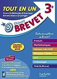 Objectif Brevet - Tout-en-un 2019 (Collège / Brevet)