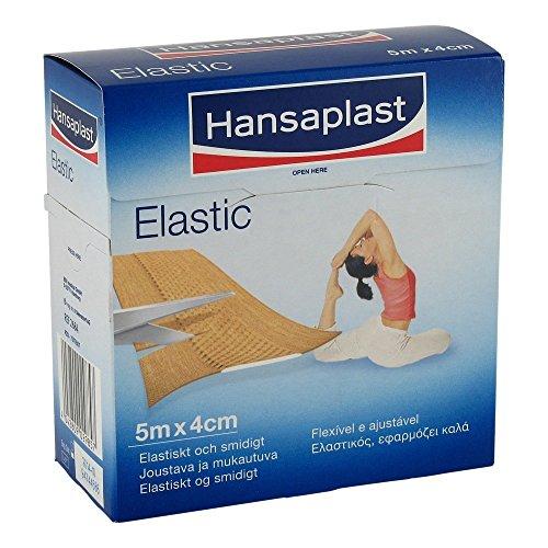 Hansaplast Elastic Wundschnellverband 4cm x 5m