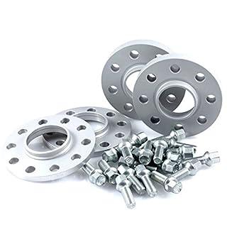 TuningHeads/H&R 515374.DK.55573-08-15-OS.GOLF-VII-AU-AUV ABE Spurverbreiterung, VA 16 mm pro Achse|HA 30 mm pro Achse + Radschrauben