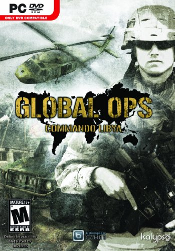 Global Ops: Commando Lybia (PC)