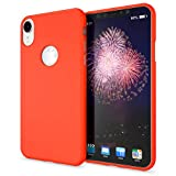 NALIA Coque Silicone Compatible avec iPhone XR, Ultra-Fine Housse Néon Protection...