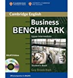 [(Business Benchmark Upper Intermediate Student's Book with CD ROM BULATS Edition)] [Author: Guy Brook-Hart] published on (May, 2006)