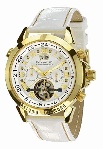 Calvaneo Astonia Snow Diamond Gold