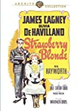 The Strawberry Blonde by Olivia De Havilland, Rita Hayworth, George Reeves James Cagney