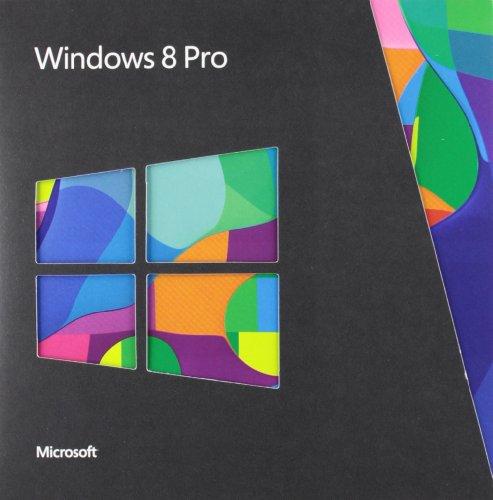 Microsoft Windows 8 Pro - Actualización de Windows XP, Windows Vista, Windows 7, PC, 32/64 Bit