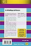 Image de La bibliothèque du littéraire
