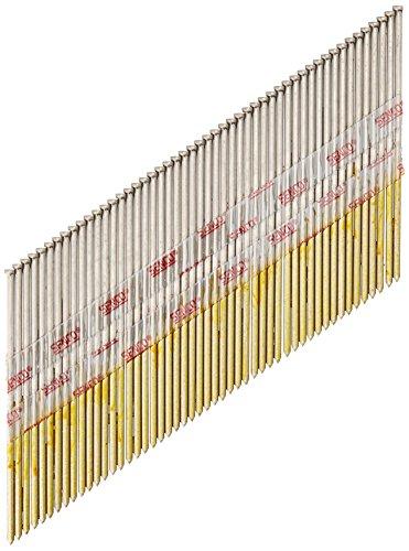 """Senco Da25Egb G 15 x 2–1/2 """"longueur en acier inoxydable pour cloueur à ongles (1200 Par boîte)"""
