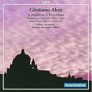 Abos:A Maltese Christmas [Kolner Akademie, Michael Alexander Willens ] [CPO: 777978-2]