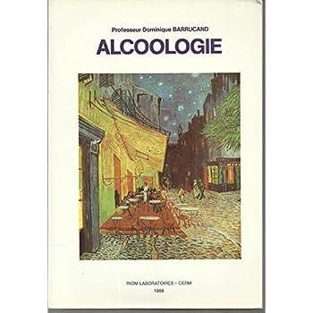 Alcoologie, manuel d'alcoologie