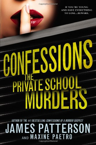Book cover for The Private School Murders