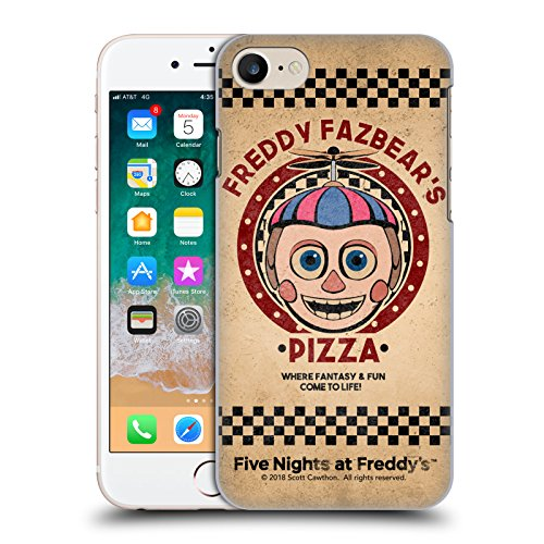 Official Five Nights At Freddy's Balloon Boy Freddy Fazbear's Pizza Hard Back Case for iPhone 7 / iPhone 8