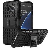 MoKo Sony Xperia Z5 Compact Coque - Etui Housse Robuste Protection de Double Couche d'Armure Lourde avec Béquille pour Sony Xperia Z5 Compact 4.6 Pouces 2015 Smart Phone, NOIR
