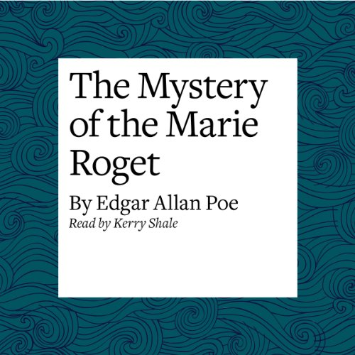 The Mystery of the Marie Roget  Audiolibri