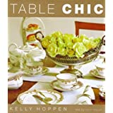 Table Chic: Ideas and Themes for Creative Tables by Kelly Hoppen (1997-09-05)