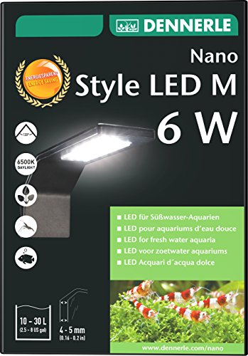 Dennerle 1132 NANO Style LED M - 6 W