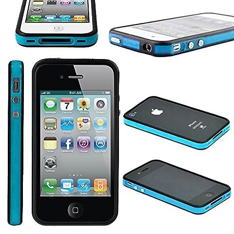 ebestStar - pour Apple iPhone 4S, 4 - Contour Bumper