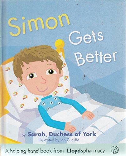 Simon gets better