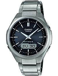 Casio Herren-Armbanduhr Wave Ceptor Analog Digital Quarz Titan LCW-M500TD-1AER