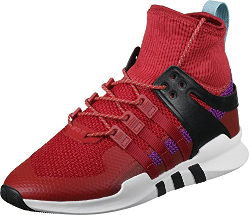 timeless design 1d618 57b09 pursho. adidas EQT Support ADV Winter, Chaussures de Fitness Mixte Adulte,  Multicolore-Rouge Écarlate
