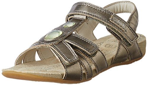 Clarks Girl's Leather Fashion Sandals