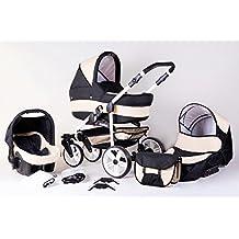 Kombi Kinderwagen Babywagen 3in1 System Dare-x Matrix Sportwagen Buggy Autositz