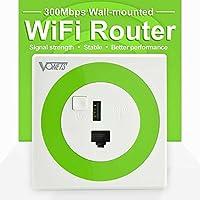 Vonets® Professional Mini Wifi ripetitore/Router/Bridge in Wall
