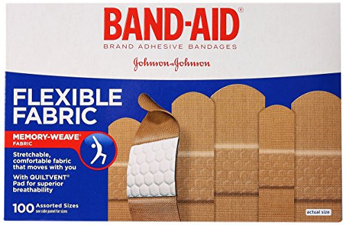 band-aid-flexible-fabric-adhesive-bandages-3-4-inch-x-3-inches-100-ea